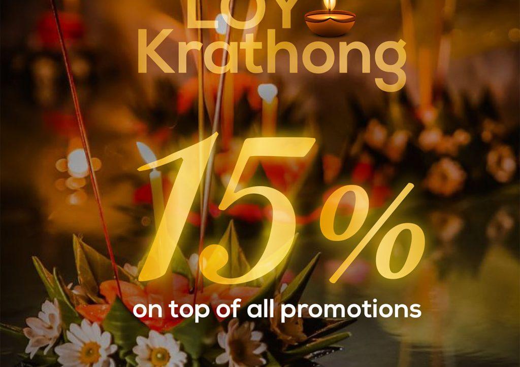 Thailand Floating Lantern Festival 2019⚱️ Loy Krathong.